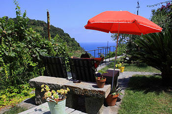 Where to stay in the Cinque Terre
