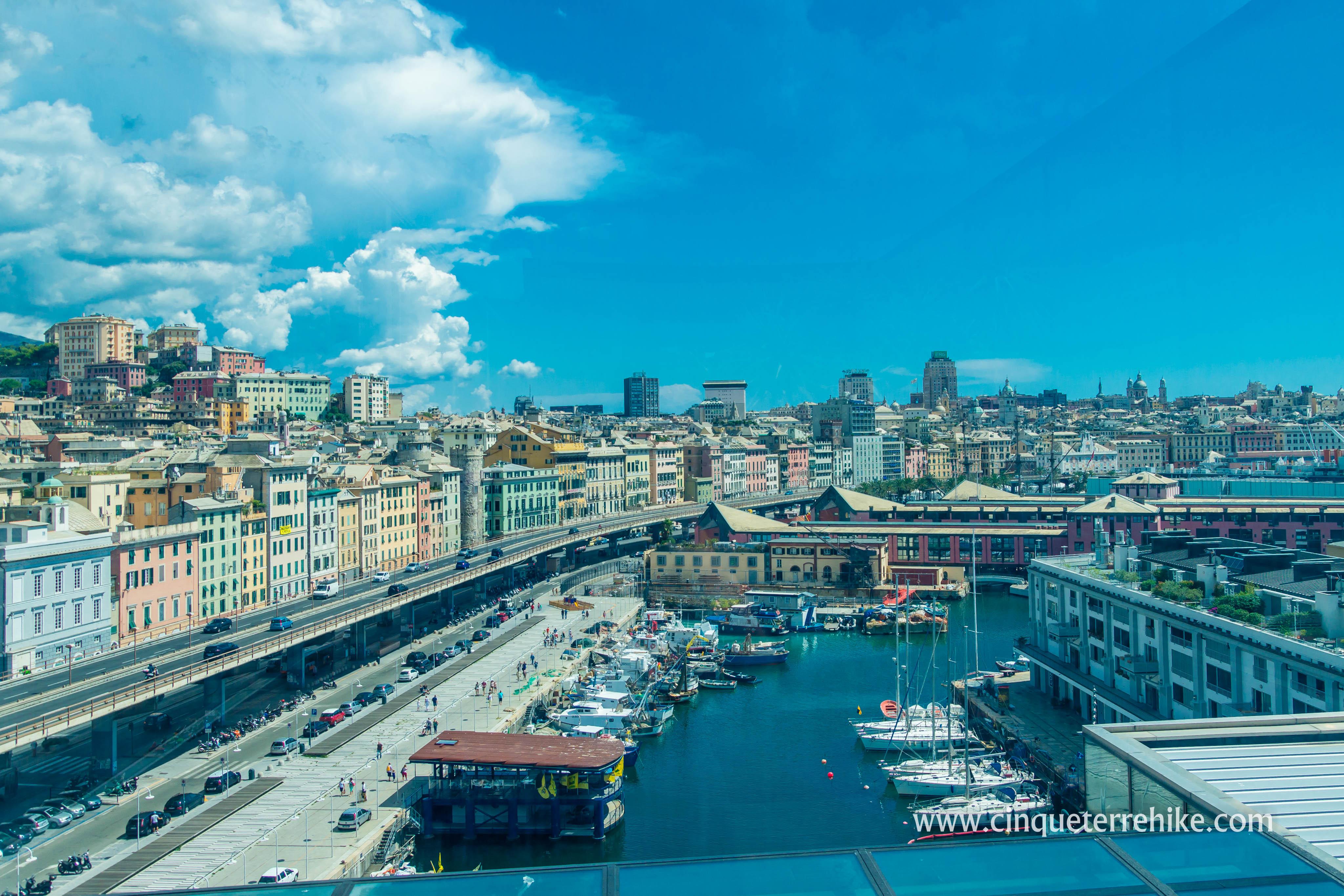 Genoa Ne Tour